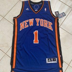 New York Knicks NBA Stoudemire Adidas Jersey NWT